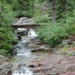 Ptarmigan Creek above falls